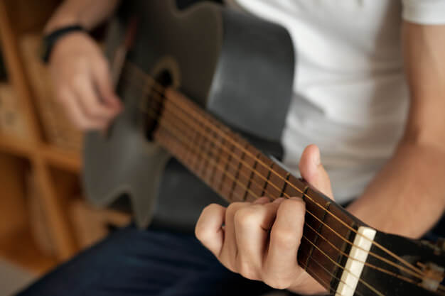 Interpretación guitarra